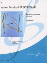 Premier Quatuor en fa majeur op. 88 laflutedepan.com