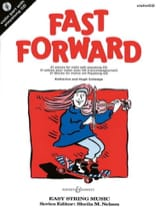 Fast Forward - Violon et CD Partition Violon - laflutedepan.com