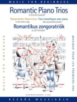 Romantic Piano Trios For Beginners - laflutedepan.com