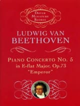 Piano Concerto n° 5 Emperor E flat maj. op. 73 - Score laflutedepan.com