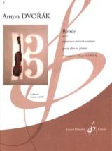 Rondo Op. 94 - Antonin Dvorak - Partition - Alto - laflutedepan.com
