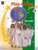 Christmas Play-Along Junior - Recorder Graf Richard laflutedepan.com