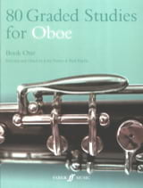 80 Graded studies for oboe – Book 1 laflutedepan.com