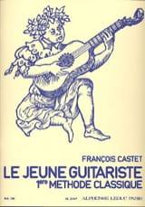 Le jeune guitariste François Castet Partition laflutedepan.com