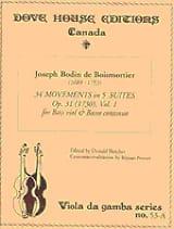 34 Movements in 5 Suites op. 31 - Volume 1 laflutedepan.com