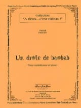 Pascal Proust - A funny Baobab - Sheet Music - di-arezzo.co.uk