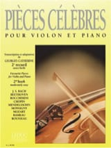 Georges Catherine - Famous Pieces Volume 2 - Sheet Music - di-arezzo.co.uk