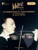The Heifetz Collection, Volume 3 : Arrangements and Transcriptions laflutedepan.com