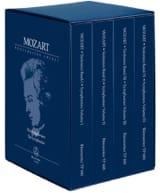 Complete Symphonies MOZART Partition Petit format - laflutedepan.com