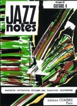 Christophe Leu - Jazz Notes - Volume 4 - Guitare - Partition - di-arezzo.fr