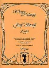 Feuerfest op. 269 – Streichquartett Josef Strauss laflutedepan.com
