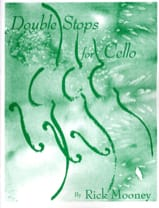 Double Stops for Cello - Rick Mooney - Partition - laflutedepan.com