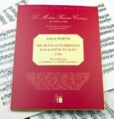 François Devienne - 6 Concertos Duets - Sheet Music - di-arezzo.com
