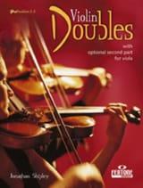 Violin Doubles - Jonathan Shipley - Partition - laflutedepan.com