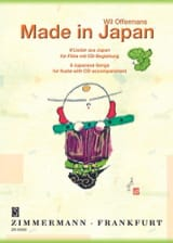Made in Japan – Flute Will Offermans Partition laflutedepan.com
