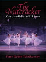 The Nutcracker TCHAIKOVSKY Partition Grand format - laflutedepan.com
