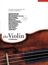 The Violin - A Collection Partition Violon - laflutedepan.com