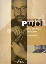 Maximo Diego Pujol - Los caminos de la Luz - Partition - di-arezzo.fr