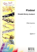 Flabiol Claude-Henry Joubert Partition laflutedepan.com