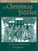 The Christmas Fiddler – Violon Jones Edward Huws laflutedepan.com