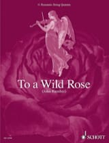 John Kember - To a Wild Rose - Partition - di-arezzo.fr