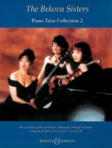 Elvira, Eleonora et Alfia Bekova - The Bekova Sisters Collection 2 - Piano Trios - Partition - di-arezzo.fr