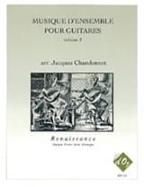 Musique D'ensemble Vol 2 (Renaissance) Partition laflutedepan.com