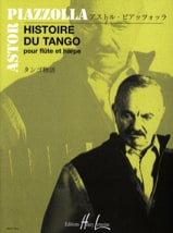 Astor Piazzolla - History of Tango - Flute and harp - Sheet Music - di-arezzo.com