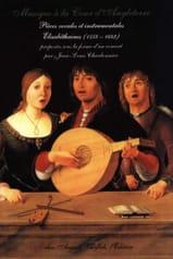 Musique A la Cour D'angleterre – Conducteur laflutedepan.com