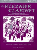The Klezmer Clarinet - Complete - Edward Huws-Jones - laflutedepan.com