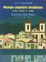 Musique populaire brésilienne Celso Machado Partition laflutedepan.com