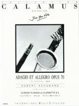 SCHUMANN - Adagio and Allegro op. 70 - Sheet Music - di-arezzo.com