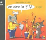 CD - On Aime la FM Volume 2 SICILIANO Partition laflutedepan.com