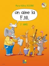 On Aime la FM - Volume 2 - SICILIANO - Partition - laflutedepan.com