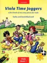 Viola Time Joggers Book 1 Partition Alto - laflutedepan.com