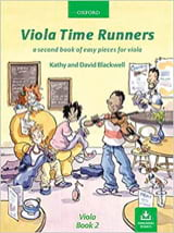 Viola Time Runners Book 2 - Partition - Alto - laflutedepan.com