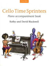 Cello Time Sprinters - Piano Accompagnement laflutedepan.com