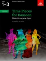 Time pieces for bassoon - Volume 1 Ian Denley laflutedepan.com