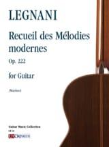 Recueil des mélodies modernes, op. 222 laflutedepan.com