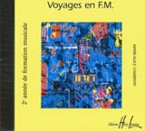 Marie-Alice Charritat - Voyages en FM - CD - Partition - di-arezzo.fr