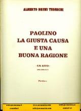 Paolino, la giusta causa e una buona ragione laflutedepan.com