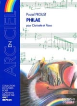 Pascal Proust - Philae - Sheet Music - di-arezzo.co.uk