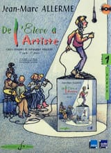 De l'Elève à l'Artiste - Volume 1 Jean-Marc Allerme laflutedepan.com