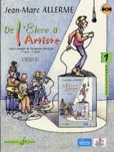 De l'Elève à l'Artiste - Volume 1 - Prof. laflutedepan.com