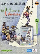 De l'Elève à l'Artiste - Volume 2 - Prof. laflutedepan.com
