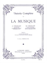 Jacques Chailley / Henri Challan - Complete Theory of Music - Volume 1 - Sheet Music - di-arezzo.co.uk