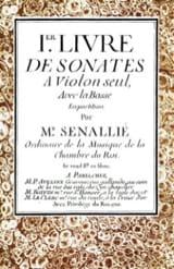 Sonates pour le violon laflutedepan.com