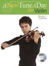 A New Tune a Day, book 1 - Violin + MP3 Sarah Pope laflutedepan.com