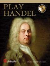 Play Handel HAENDEL Partition Violon - laflutedepan.com