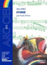 Hymne Yoko Kubo Partition Flûte traversière - laflutedepan